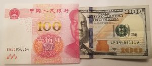 Chinese to US Currency